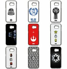 Star Wars Inspiriert Darth Vader r2d2 Yoda Gummi Case Cover Samsung Galaxy