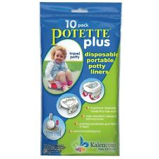 Potette Plus On the Go Potty Chair Refills 10 Liners