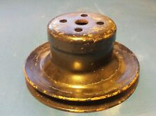 1 Groove Ford Water Pump Pulley