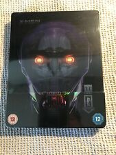 XMEN DAYS OF FUTURE PAST BluRay Steelbook UK New / Sealed