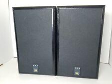 Genuine JBL 500 2-way 5 1/4 bookshelf LOUDSpeakers 50 watts 8 ohms EX Sound