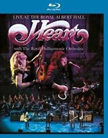 Heart: Live At The Royal Albert Hall With The Royal Philharmonic Orchestra [DVD]