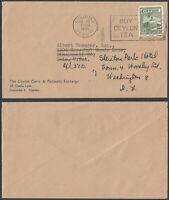 Ceylan 1955 - Cover to Washington-USA. Theme: Tea........ (8G-34850) MV-4947