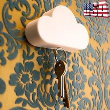 Creative Home Storage Halter weiß Wolke Form Magnet Magnete Schlüssel Halter US