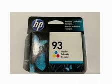 GENUINE NEW HP 93 C9361WN Color Ink Cartridge Retail Box