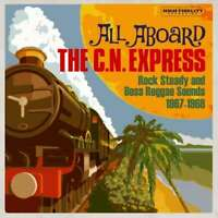 Artistes Divers - All Aboard The C.N.Express R Neuf CD