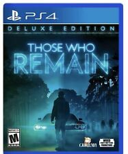 Those Who Remain - Ps4