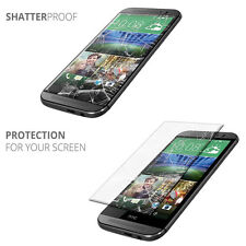 Genuine Tempered Glass Film Screen Protector for HTC ONE ( M8S)