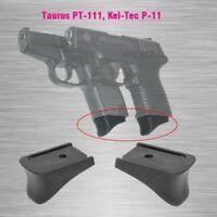 Grip Extension PG-11 for Taurus PT-111, Kel-Tec P-11 Plus Zero Polymer Black