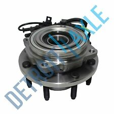 New FRONT Driver / Passenger Wheel Hub Bearing for Ford Super Duty w/ABS 4WD 4x4