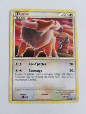 Carte Pokemon PEU COMMUNE Tauros 90 pv Hs Déchaînements 41/95