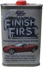 Cant Find Liquid Glass? Try - LiquiTech Finish First Auto Polish/Finish - 16oz