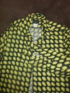 Agnes b homme sz 40 spotty shirt very good used condition