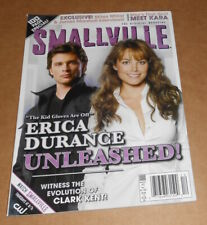 Smallville Magazine 11/07 Erica Durance Unleashed! Tom Welling