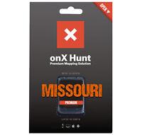 onX Premium Maps GPS Chip Landowners & Property Boundaries for Garmin - MO