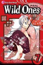 Wild Ones 7 by Kiyo Fujiwara (2009, Paperback)