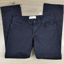 paperdenim&cloth Black Brinkley Womens Jeans Size 8 Size 29 EUC W32 L30.5 (B3)