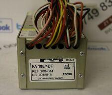 Federal Signal Vama FA 188/4DF Strobe Power Supply For 7000 8000 Lightbar