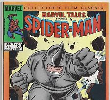 The Amazing Spider-Man #41 Reprint in Marvel Tales #180 from Oct. 1985 in Fine