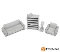 TTCombat BNIB Lounge Accessories DCSRA017