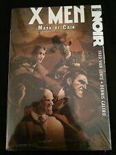 X-Men Noir: Mark Of Cain Sealed Hardcover