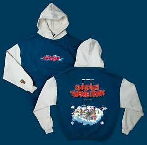 TGF - LIMITED EDITION THEME PARK CHILDISH HOODIE-STICKER,KEYRING XS,S,M,L,XL,XXL