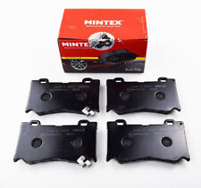 BRAND NEW FRONT MINTEX BRAKE PADS SET MDB3109 (REAL IMAGES OF THE BRAKE PADS)