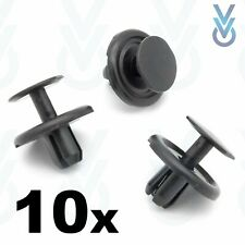10x Front Wheel Arch Lining Splashguard Clips for Toyota Yaris Aygo Auris Prius