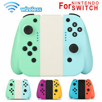 2X Wireless Controller Set Console Gamepad for Nintendo Switch/Lite Joy-Con(L/R)