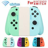 2X Wireless Controller Set Console Gamepad for Nintendo Switch/Lite Joy-Con(L/R)