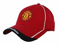 Manchester United Snapback Adjustable Cap Hat -