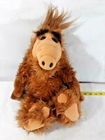 "Vintage Stuffed Alf Plush Alien 1986 Alien Productions Coleco 18"" ~ Ships FREE"