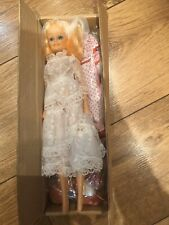 60s 70s Vintage Fashion Doll, Bride Dress, Lots Of Clothes & Accessories!