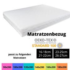 Matratzenbezug 180x200 Gunstig Kaufen Ebay