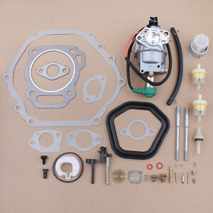 Carburetor Dual Fuel Propane Gasoline Stop Switch For Honda GX390 GX340 182/188F