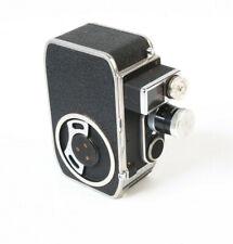 Vintage Bolex Paillard B8-SL 8mm Camera with Yvar 13mm 1.9 lens