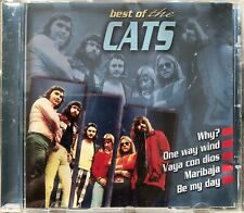 CATS - BEST OF THE CATS - CD