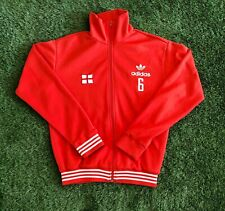 Adidas 6 England Football Jacket Size Medium Retro Style Rare