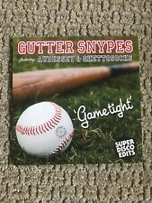 Gutter Snypes Feat Audessey & Ghettosocks 7in Vinyl Hiphop