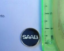 SAAB AUTOMOBILE PIN BADGE 9-3 92 93 94 95 96 97 99 900 90 600 9000 9-5 SONETT