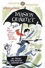 INVASION QUARTET NEW REGION 1 DVD