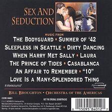 New: : Sex and Seduction  Audio CD