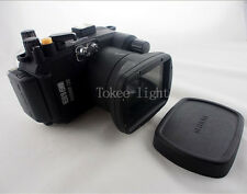 Underwater Waterproof  Housing Camera Case for Sony NEX-6 18-55mm Lens Camera