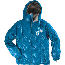NWT MENS 686 ARD VONCLER INSULATED JACKET down $180 XL Teal BRAND NEW!