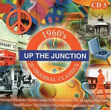 ☆ CD The ANIMALS - STATUS QUO - The SHADOWS, ETC. Up the Junction 1960s  Vol 2 ☆