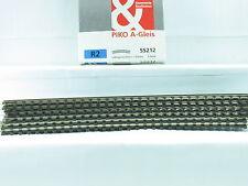 PIKO h0 55212 a-binario 6 PEZZI BINARIO CURVO r2 R = 422 mm OVP (d2034)