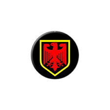 German Crest - Germany - Metal Lapel Hat Pin Tie Tack Pinback