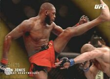 2015 Topps UFC Knockout Gold #1 Jon Jones /99