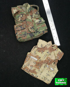1:6 Scale Soldier Story SS071 USMC KUWAIT 1991 - PASGT Body Armor w/Desert Cover