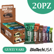 BiotechUSA Barrette Proteiche ❎30% Proteine whey ❎Zero zucchero  ❎Senza Lattosio